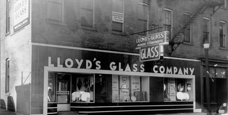 Lloyd's Glass Company, 1941