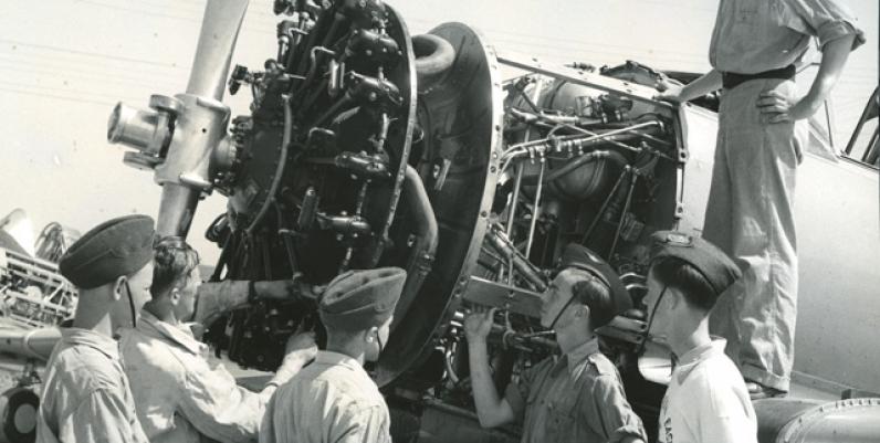 Air Cadets, 1942