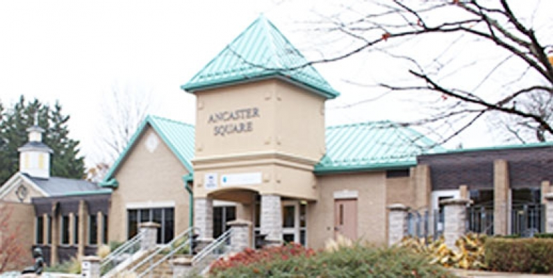 photo of the ancaster branch of hamilton public library