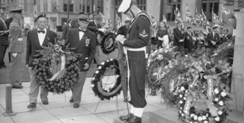 Memorial Day, Hamilton, 1961