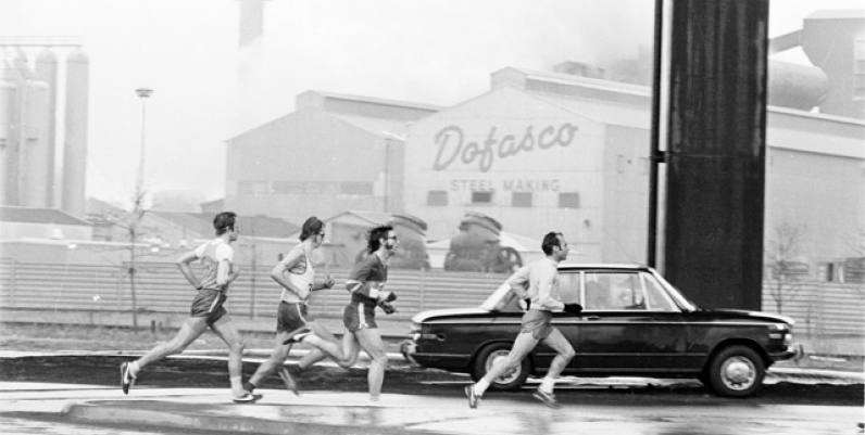 Around the Bay Road Race, 1974