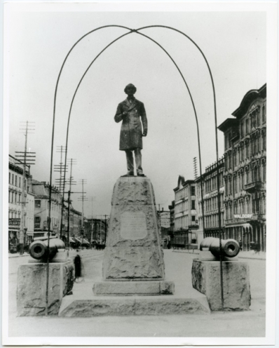 Sir John A. Macdonald Statue