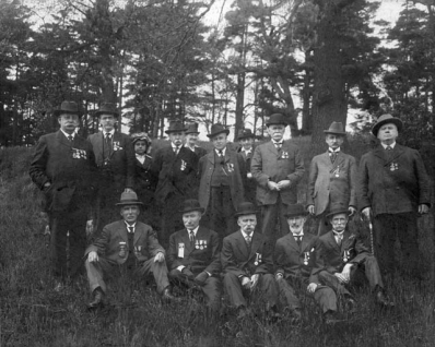 Veterans of the Fenian Raids
