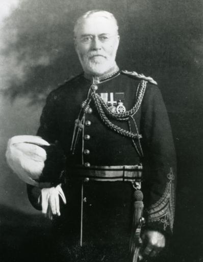 Sir John Morison Gibson, 1842-1929