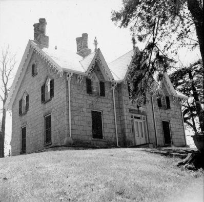 Woodend Mansion, Ancaster