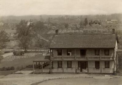 Battlefield House, Stoney Creek