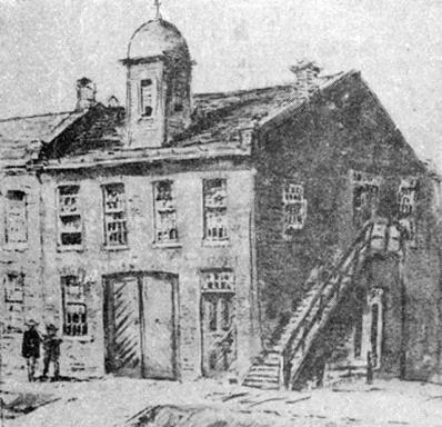 Town Hall on King William Street