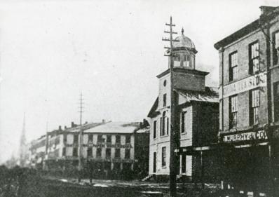Town Hall (1839-1887)