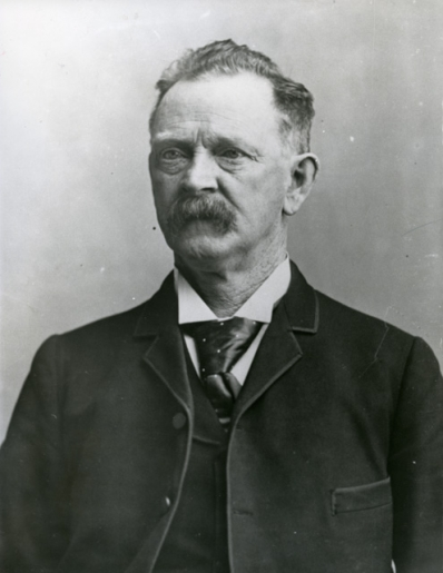 Mayor Alexander McKay (1843-1912)
