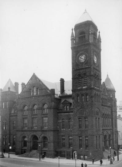 City Hall (1890-1960)