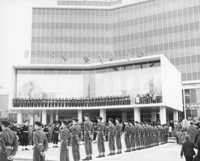 Official Opening of City Hall, November 21, 1960