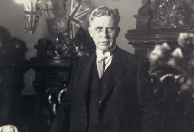Mayor John Peebles