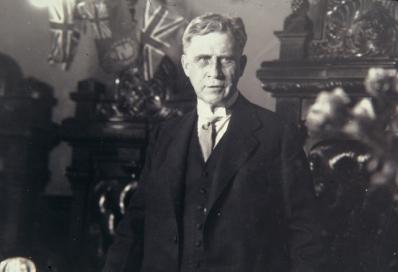 Mayor John Peebles