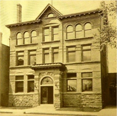 Hamilton Conservatory of Music, Royal Hamilton College of Music, and now Hamilton Conservatory of the Arts