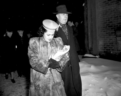 Evelyn Dick after acquittal for murder