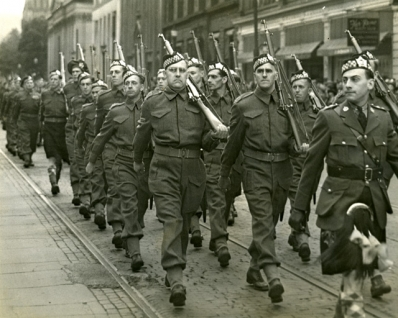 Reserve Army recruiting campaign, May 1942