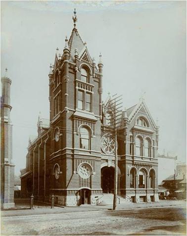 Hamilton Public Library (1890-1913)