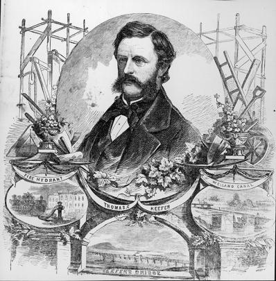 Thomas C. Keefer (1821-1915)