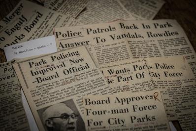 Hamilton Parks Police