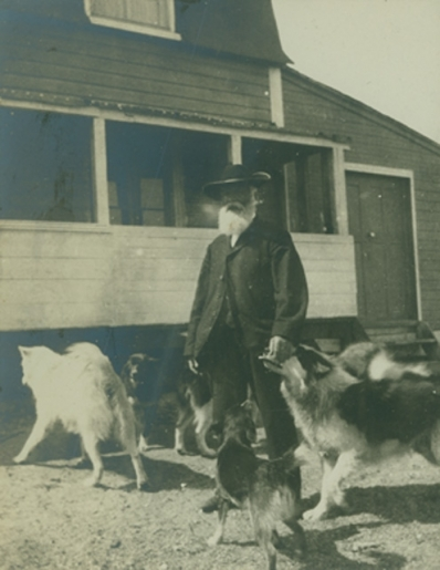 """""""The Labrador Bard,"""" 1905"""