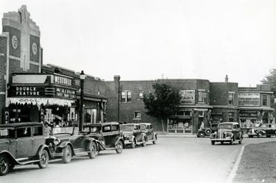 Westdale, 1936