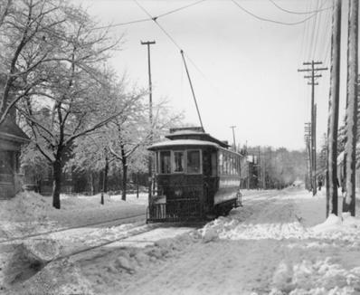 Hamilton Street Railway, 1912