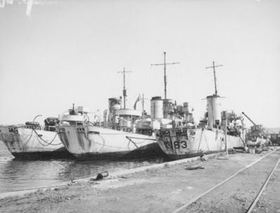 Hamilton Harbour, circa 1945