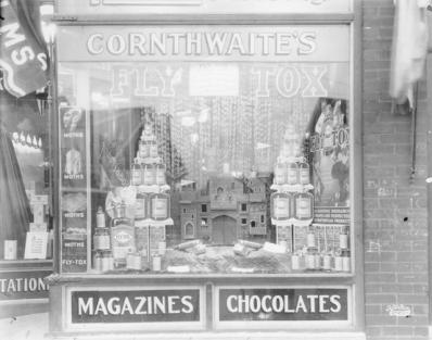 Cornthwaites Drug Store, 1930