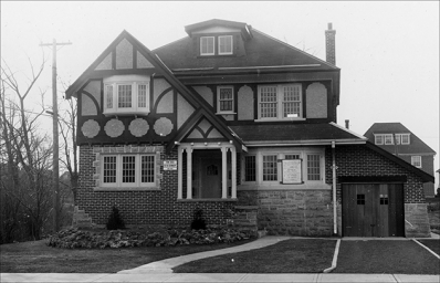 New House in Westdale