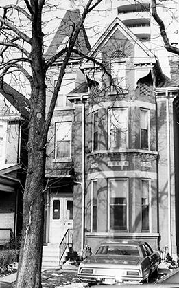 Housing in Downtown Hamilton