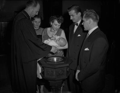 Baptism at St. Paul's Lutheran Church