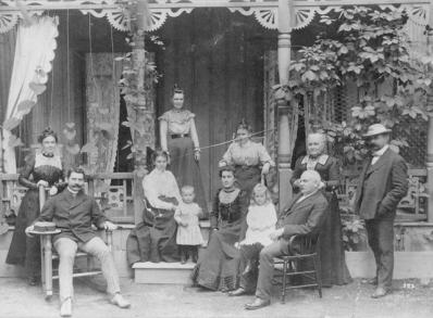 Wilkinson Family Portrait
